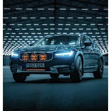 """Dark Knight Intense 9"""" Full LED Driving Light"""