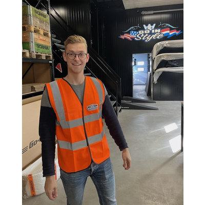 GIS Safety Vest
