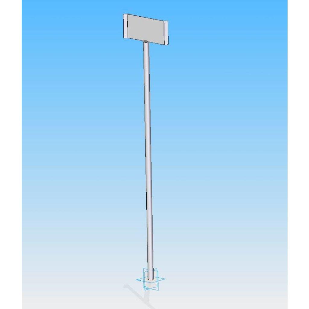 Go-sign: reclamebord op windenergie