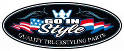 Unique truckaccessoires. #goinstyle