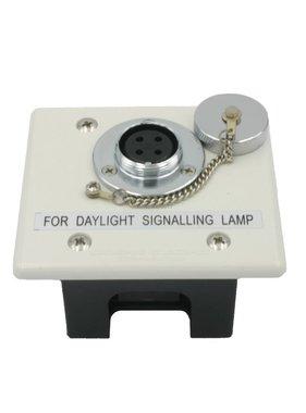 Sanshin Flush ricettacolo collegamento montato per la lampada ALDIS