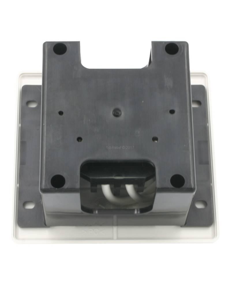 Sanshin Unterputz-Anschlussaufnahme für ALDIS Lampe (nicht wasserdicht, IP20)