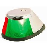 Perko 12 VDC LED tweekleurige Licht - horizontale montage