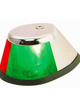 Perko 12 VDC LED zweifarbiges Licht - horizontale Montage