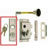 Perko Cabindoor - Piatto scudo di ricambio con chiavi
