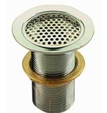 Perko Spülanschluss für die Verwendung mit Rohr