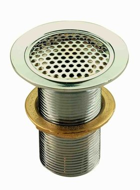 Perko Flush Mount Drain for use with Pipe