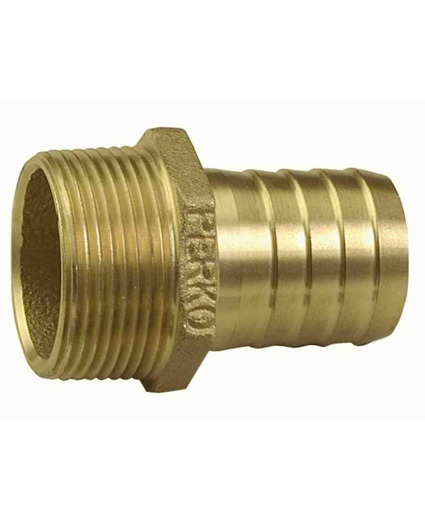 Perko Adaptador de tubo a manguera curvado - Copy