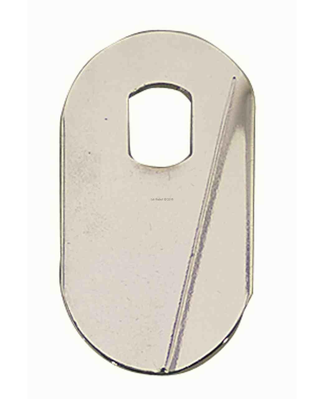 Perko Perro de escotilla de reborde rectangular con o sin bloqueo