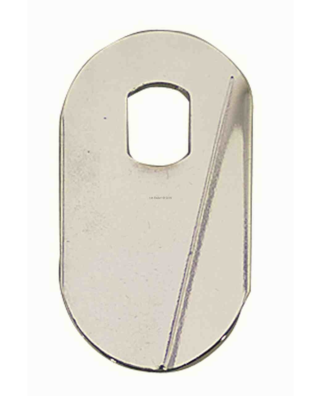Perko Rectangular Flange Flush Hatch Dog  with or without lock