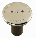 """Perko Spare cap with O-ring; for gasoline, diesel, water and waste fill pipe; for 1-1/2"""" hose"""