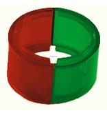 Perko 112-1 / 2 ° reservelens voor tweekleurige verlichting