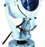"Perko 15"" or 19"" Xenon Searchlight with Lever/Gear or Distant Electric Control (500, 1000 + 1600 W)"