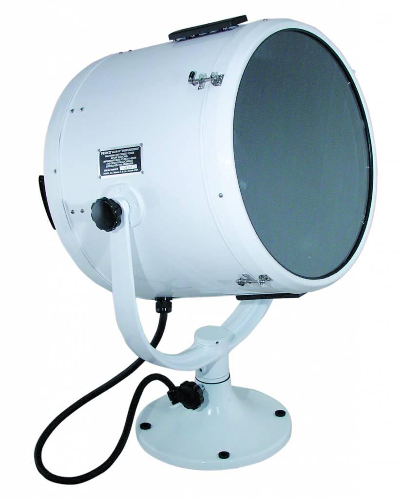 "Perko 19"" Halogen Searchlight - all Controls (500 - 2000 W)"