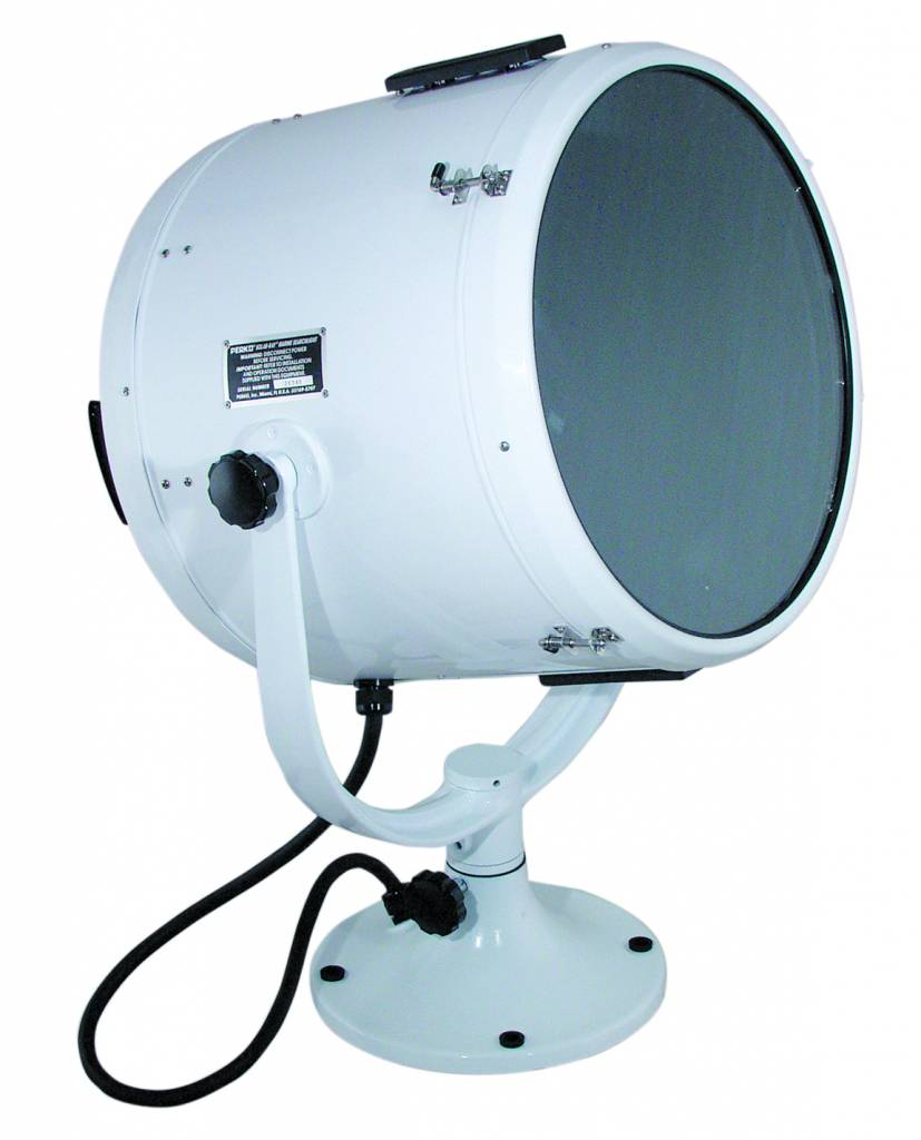 "Perko 19"" Halogen Zoeklicht - all Controls (500 - 2000 W)"