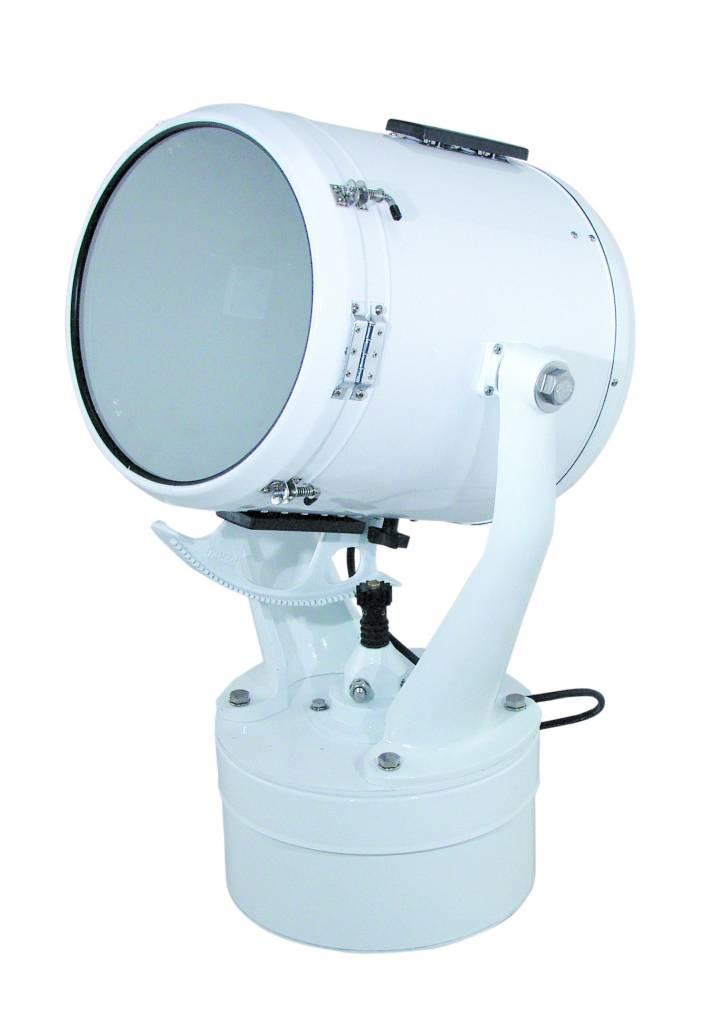 """Perko 14"""" Halogen Scheinwerfer elektrische Fernbedienung (150 - 1000W)"""