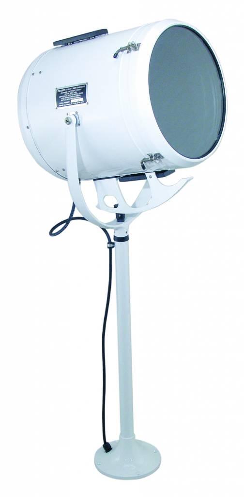 "Perko 10/12/14"" Halogen Zoeklicht Lever/Gear Control (150 - 1000W)"