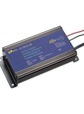 Alfatronix 230 VAC cargador para baterías de 12-24 VDC