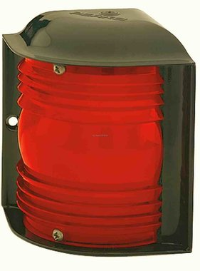 Perko 12 - 24 VDC Red Side Light - horizontale montage