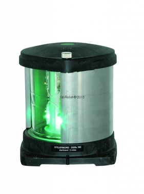 Peters&Bey LED Navigatieverlichting / Lantern 780 - Starboard