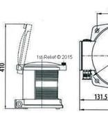 Peters&Bey LED Doppel Vollkreisnavigationslicht / Laterne 780 - Signallicht wei
