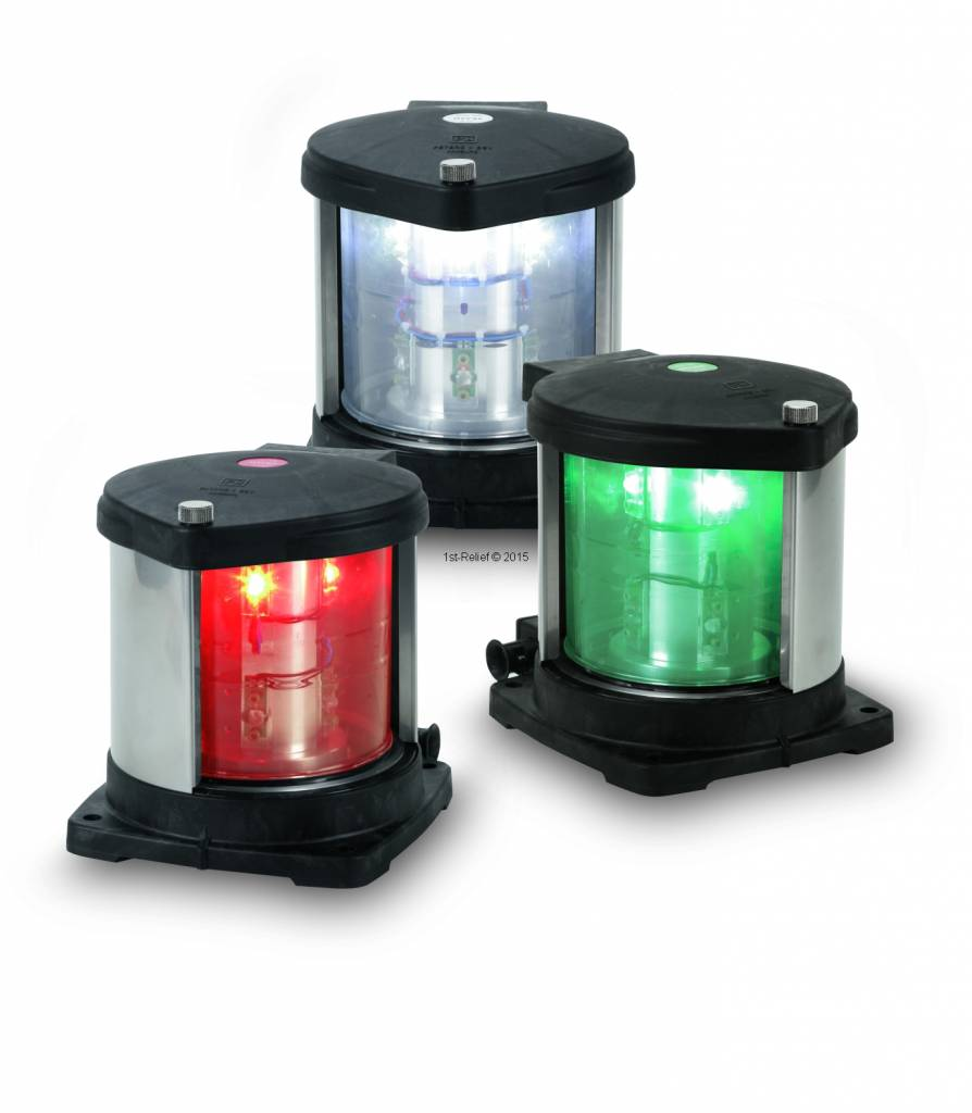 Peters&Bey LED Double Allround Navigationlight / Lantern 780 - Signal white-yellow