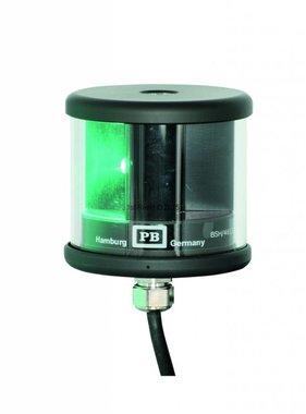 Peters&Bey LED Navigatieverlichting / Lantern 580 - Starboard