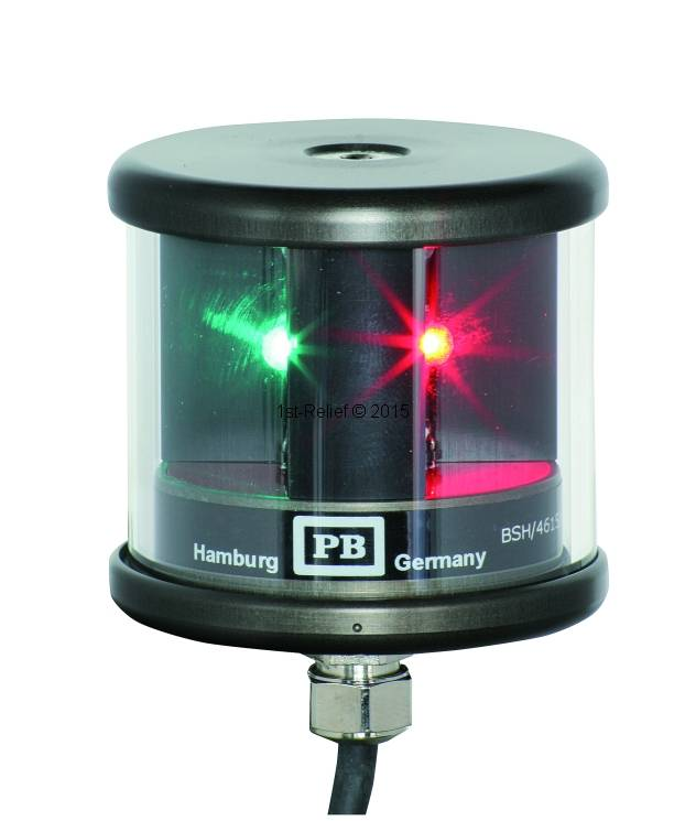Peters&Bey LED Navigatieverlichting / Lantern 580 - Double Side light