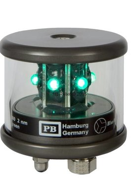 Peters&Bey LED Navigationlight / Lantern 580 - Signal light green