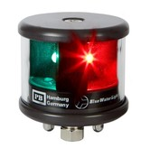 Peters&Bey LED Navigatieverlichting / Lantern 580 - Tri Color light red-white-green