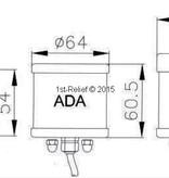 Peters&Bey LED Navigationslicht / Laterne 580 - Kombilicht rot-weiß-grün