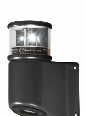 Peters&Bey LED Navigationlight / Lantern 580 - Masthead light white incl. Mastbracket (black or silver)