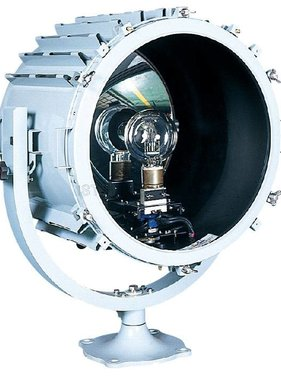 "Sanshin 19 "" Suez Canal Halo-Searchlight"