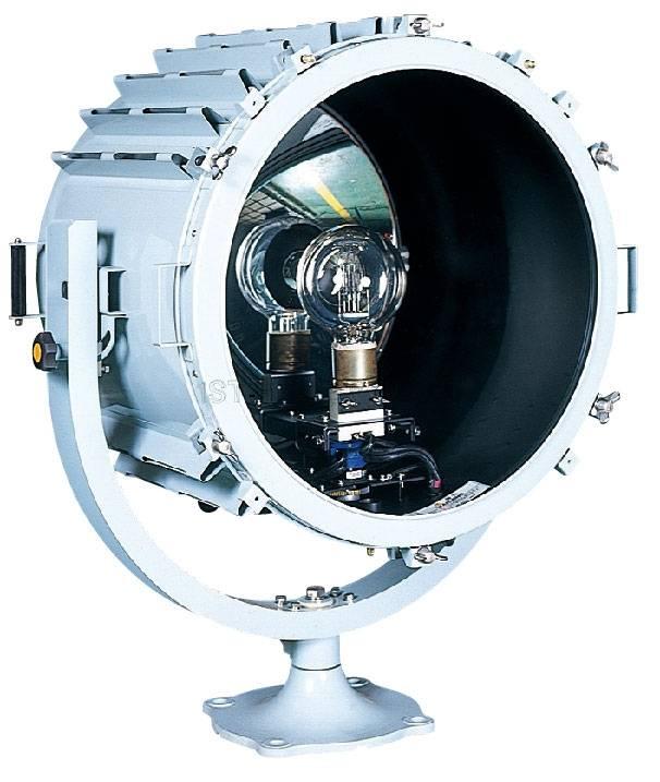 """Sanshin 19 """"Suezkanal Halo-Suchscheinwerfer (230 VAC / 2000 W)"""
