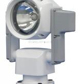 """Sanshin 7"""" Xenon Robo Searchlight (230 VAC / 150 W) with lamp, control panel CPF196 and 2 m cable"""