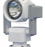 "Sanshin 7"" Xenon Robo Zoeklicht (230 VAC / 150 W) with lamp, control panel CPF196 and 2 m cable"