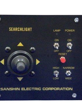 Sanshin Flush-mounted Panel (second Controller) for 1st12HRX-300