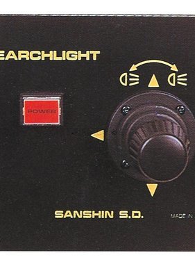Sanshin Hoofd- en subcontrolepaneel (2e controller) voor 1st12HRX-150