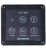 Sanshin Inbouw bedieningspaneel (tweede controller) voor 1st12HR-55 (zonder kabel)
