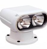 """Sanshin 10x4 """"HID Cabin Zoeklicht (24 VDC / 2x35 W) met lamp, bedieningspaneel CPF185 en 5 m kabel"""