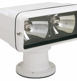 "Sanshin 7x3"" Halo Cabin Searchlight (24 VDC / 110 W) with lamp, control panel CPF53 and 5 m cable"