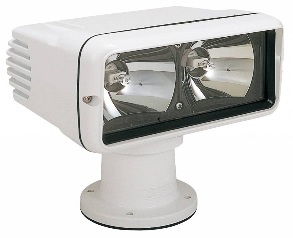 """Sanshin 7x3 """"Halogeen Zoeklicht (12 VDC / 110 W) met lamp, bedieningspaneel CPF53 en 5 m kabel"""