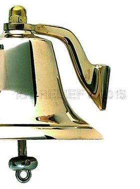 "Perko 6"" Campana - bronzo lucidato"