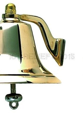 "Perko 8"" Campana - bronzo lucidato"