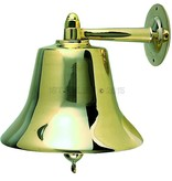 "Perko 14"" Fog Bell - Chrome Plated Bronze"