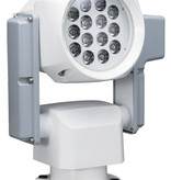 """Sanshin 7 """"LED Robo Searchlight (24 VDC / 40 W) with lamp, control panel CPF195 and 2 m cable"""