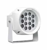 "Sanshin 7 ""LED Robo Searchlight (24 VDC / 40 W) mit Lampe, Bedienfeld CPF195 und 2 m Kabel"