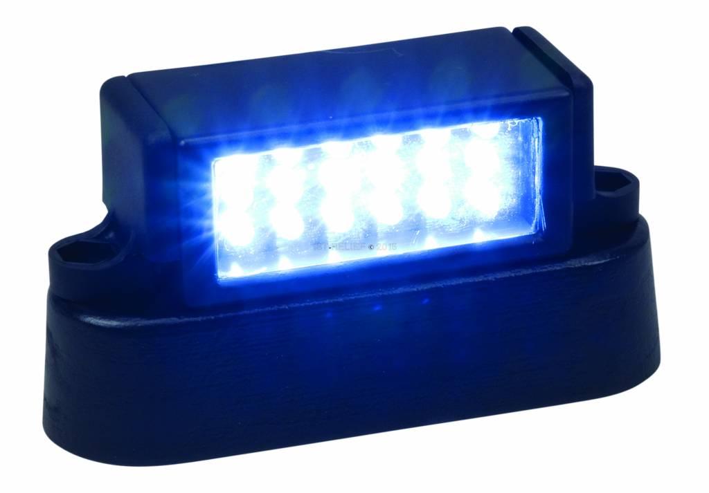 Perko Unterwasserlicht - LED für Trimmklappenmontage