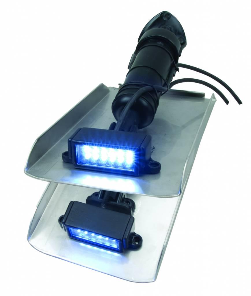 Perko Underwater Light - LED Surface Mount voor Trim Tabs