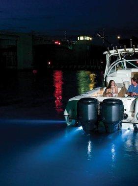Perko Luz subacuática - Montaje superficial LED